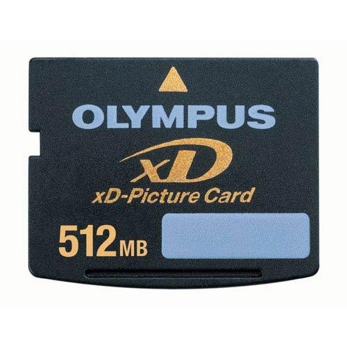 SanDisk xD-Picture Extreme Digital Card  512MB