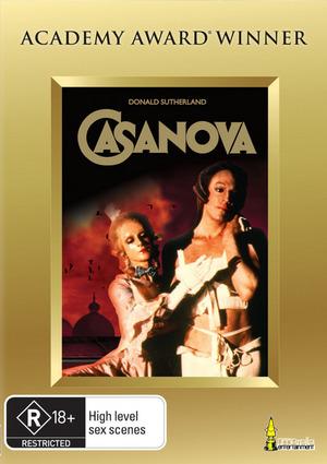 Casanova: Academy Award Winner on DVD