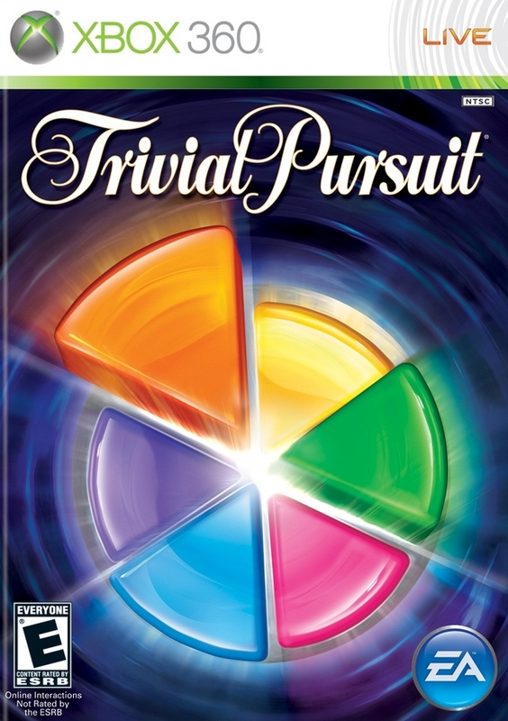 Trivial Pursuit for Xbox 360