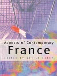 Aspects of Contemporary France by Sheila Perry image