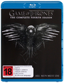 Game of Thrones - The Complete Fourth Season on Blu-ray