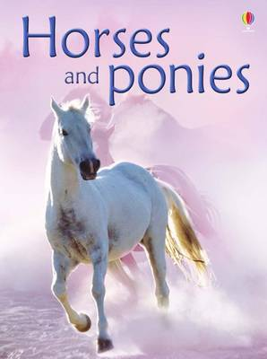 Horses And Ponies by Anna Milbourne image
