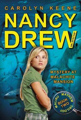 Mystery at Malachite Mansion by Carolyn Keene