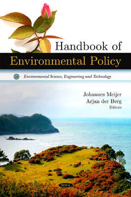 Handbook of Environmental Policy by Johannes Meijer