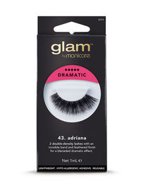Glam by Manicare - 43. Adriana Dramatic Lashes