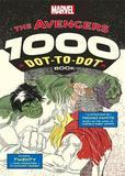 Marvel's Avengers 1000 Dot-to-Dot Book by Thomas Pavitte