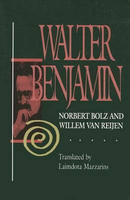 Walter Benjamin by Norbert Bolz image