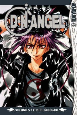 D. N. Angel: v. 5 by Yukiru Sugisaki