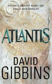 Atlantis by David Gibbins image