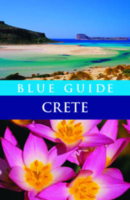 Blue Guide Crete by Paola Pugsley image