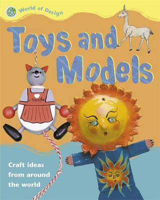 Toys and Models by Ruth Thomson image