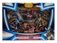Pokemon TCG Lucario-GX Box