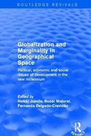 Globalization and Marginality in Geographical Space image