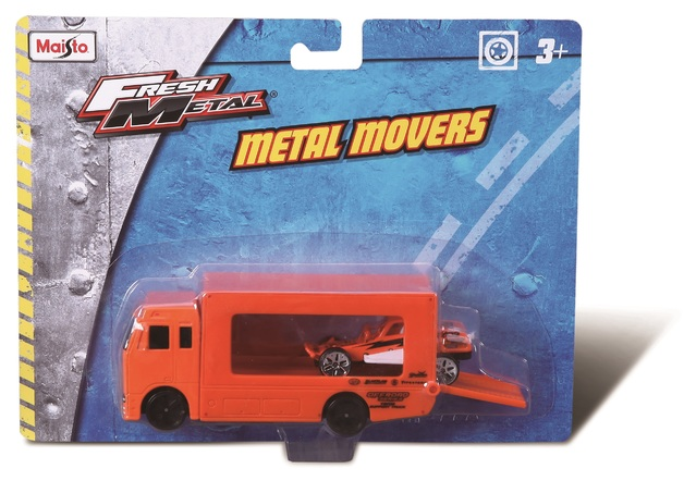 Maisto: Fresh Metal - Metal Movers (Assorted Designs)