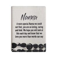 Splosh Markings Ceramic Magnet - Nanna