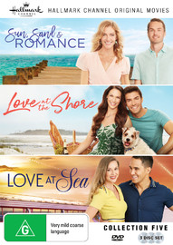Hallmark Collection 5 - Sun, Sand & Romance/love At The Shore/love At Sea on DVD