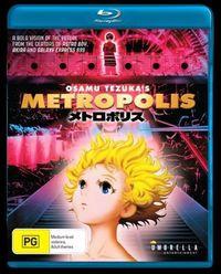Metropolis on Blu-ray