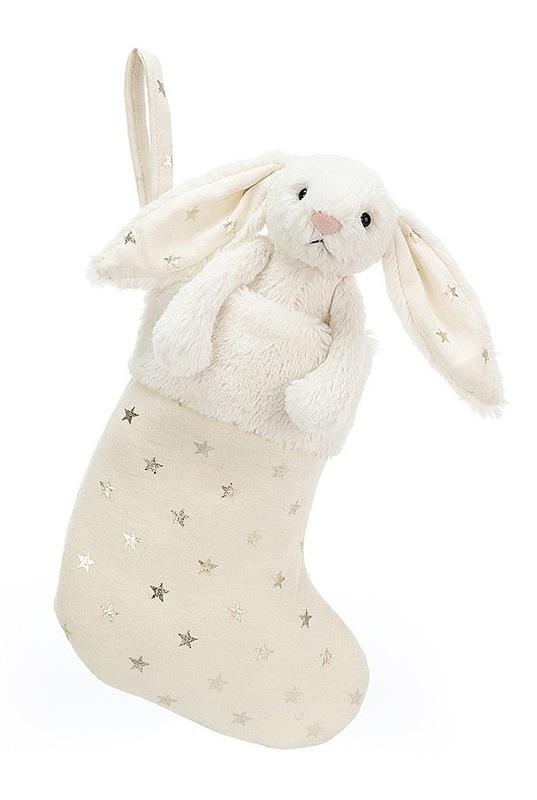 Jellycat: Bashful Twinkle Bunny - Stocking Plush