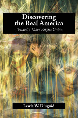 Discovering the Real America by Lewis W. Diuguid image