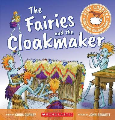 FAIRIES AND CLOAKMAKER by Chris Gurney