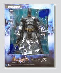 Batman Arkham Asylum Play Arts Action Figure - Batman image
