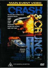 Crash & Crunch on DVD