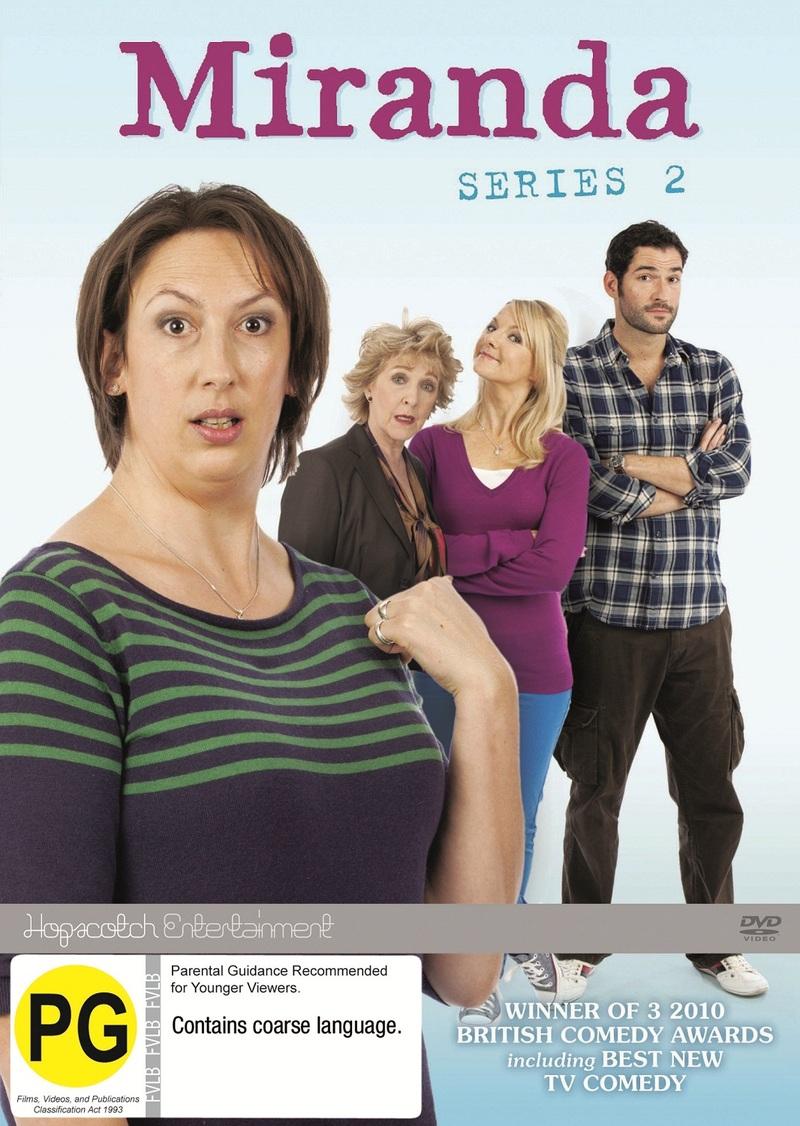 Miranda - Series 2 DVD image