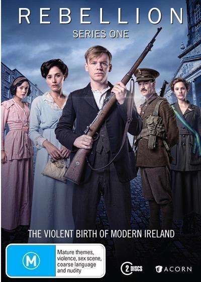 Rebellion - Series One on DVD