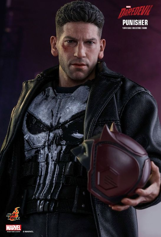 "Daredevil: Punisher - 12"" Articulated Figure"
