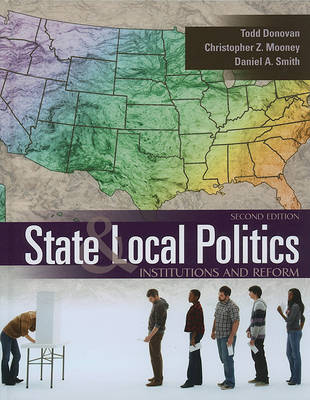 State and Local Politics: Institutions and Reform by Christopher Mooney image