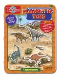 Dinosaurs - Magnetic Tin Playset