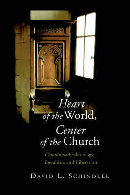 Heart of the World, Center of the Church by David L. Schlinder image