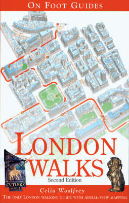 London Walks by Celia Woolfrey