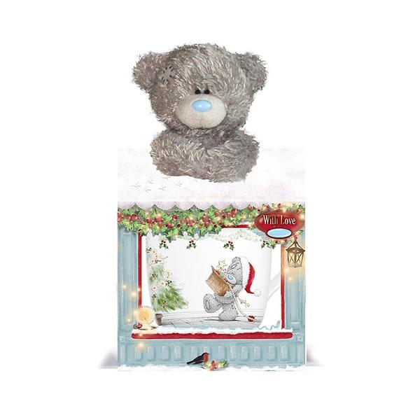 Me To You Christmas - Mug And Plush Set