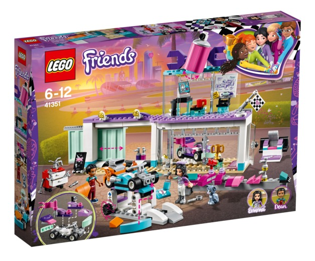 LEGO Friends - Creative Tuning Shop (41351)