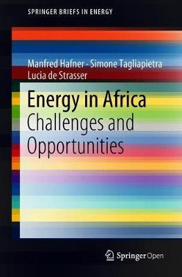 Energy in Africa by Manfred Hafner image