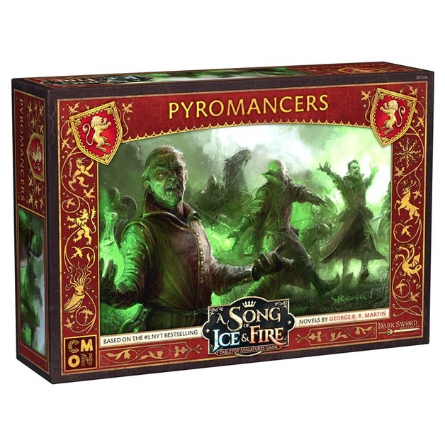 A Song of Ice & Fire TMG - Pyromancers