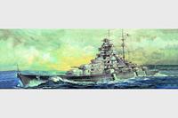 Trumpeter 1/700 Bismarck 1941 - Scale Model