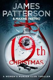 19th Christmas by James Patterson image