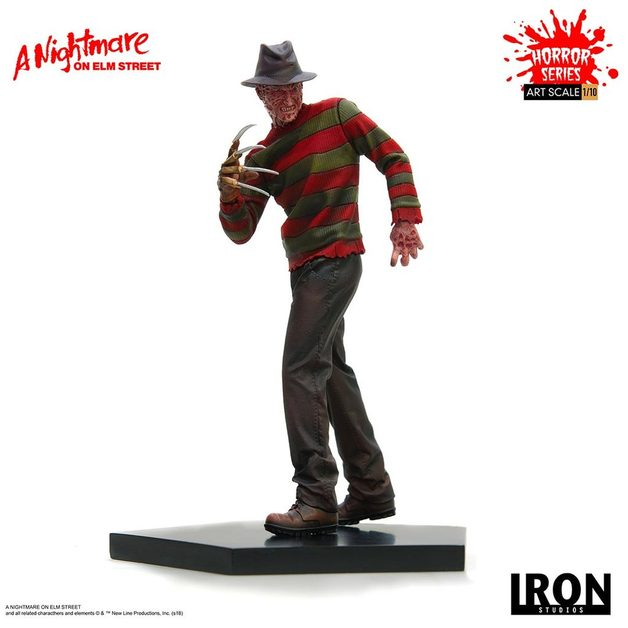 Nightmare on Elm Street: Freddy - 1:10 Scale Statue