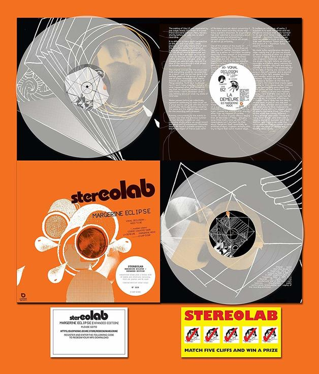 Margerine Eclipse by Stereolab