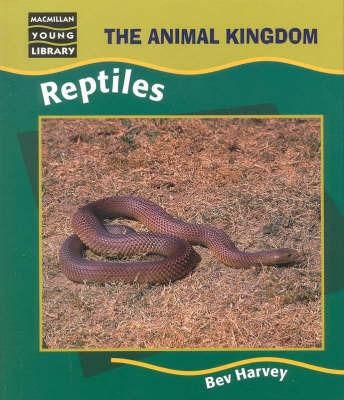 Reptiles -Animal Kingdom by HARVEY image