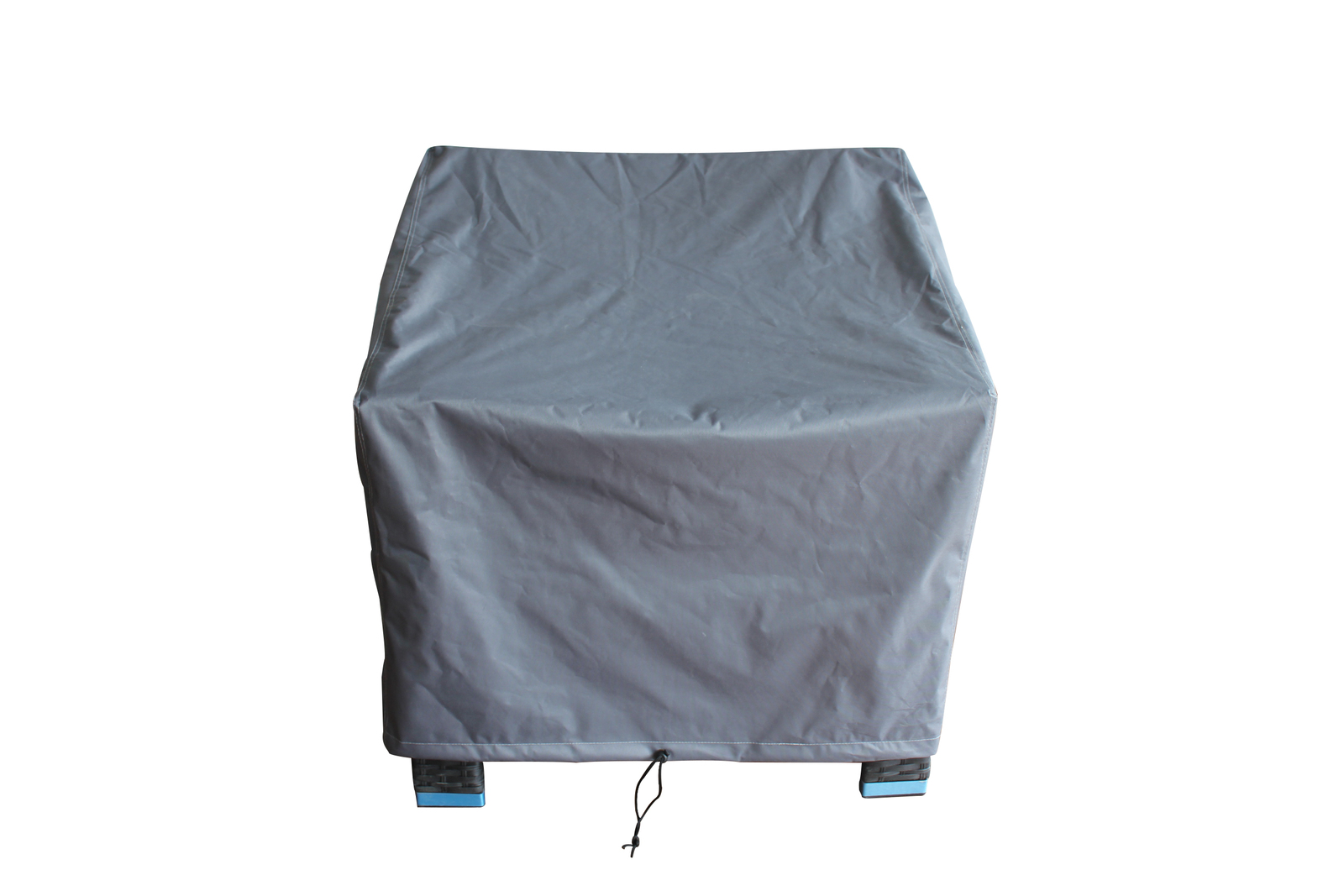 Outdoor Heavy Duty Single Lounge Chair Furniture Cover - 80(L) x 98(W) x 74cm(H) image