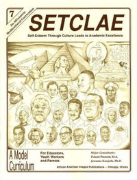 SETCLAE, Seventh Grade by Jawanza Kunjufu image