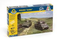 Italeri M4ASE2 Jumbo 2 Pack 1:72 Model Kit