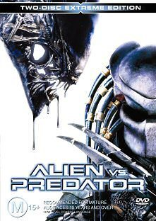 Alien Vs Predator - Extreme Edition (2 Disc) on DVD