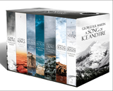A Song of Ice and Fire Box Set (7 Books, UK Edition) by George R.R. Martin