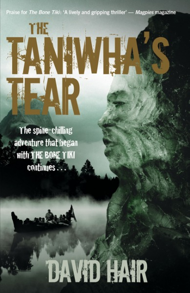 The Taniwha's Tear by David Hair