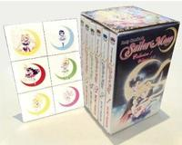 Sailor Moon Boxed Set (Vol. 1-6) by Naoko Takeuchi