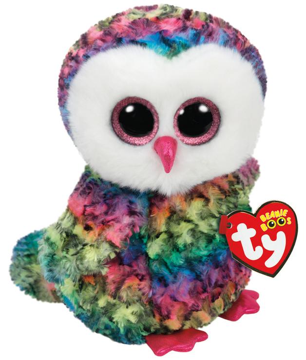 513359a116c Ty  Beanie Boo s (Owen Owl